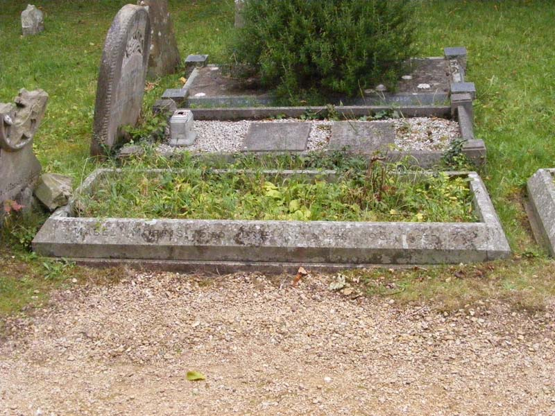 Grave of William Morris